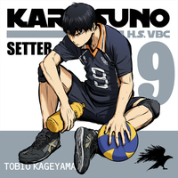 Cushion Cover - Haikyuu!! / Kageyama Tobio