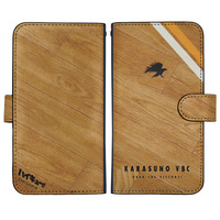 Smartphone Wallet Case for All Models - Haikyuu!! / Karasuno High School