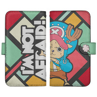 Smartphone Wallet Case for All Models - ONE PIECE / Tony Tony Chopper