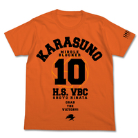 T-shirts - Haikyuu!! / Hinata & Karasuno High School Size-M
