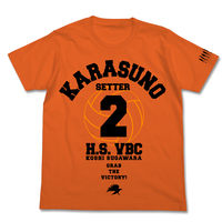 T-shirts - Haikyuu!! / Sugawara & Karasuno High School Size-M