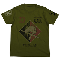 T-shirts - Strike Witches Size-L