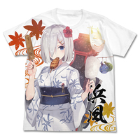 T-shirts - Kantai Collection / Hamakaze (Kan Colle) Size-XL