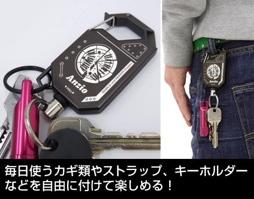 Real Key Chain - GIRLS-und-PANZER