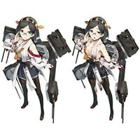 Stand Pop - Kantai Collection / Kirishima (Kan Colle)