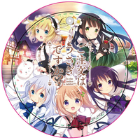 Commuter pass case - GochiUsa
