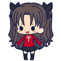 Rubber Strap - Fate/stay night / Rin Tohsaka