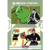 Card Stickers - Bleach / Abarai Renji