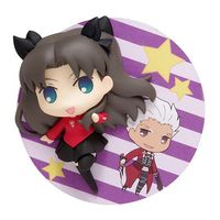 Badge - Fate/stay night / Rin & Archer