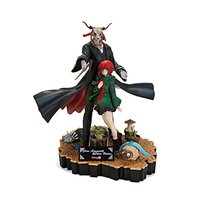 Figure - The Ancient Magus' Bride / Elias Ainsworth & Hatori Chise