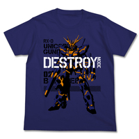 T-shirts - Mobile Suit Gundam UC / Earth Federation Size-M