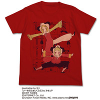 T-shirts - VOCALOID / GUMI Size-XL