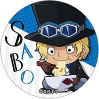 Trading Badge - ONE PIECE / Sabo