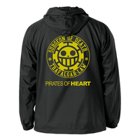 Outerwear - ONE PIECE / Law & Heart Pirates Size-XL