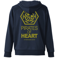 Hoodie - ONE PIECE / Heart Pirates Size-XL
