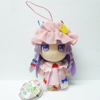 Plushie - Touhou Project / Patchouli Knowledge