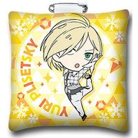 Cushion Badge - Yuri!!! on Ice / Yuri Plisetsky