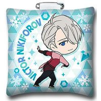 Cushion Badge - Yuri!!! on Ice / Victor Nikiforov
