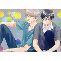 Plastic Folder - Ten Count / Kurose Riku & Shirotani Tadaomi