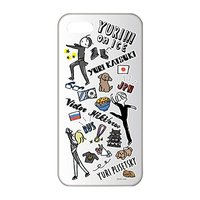 Smartphone Cover - iPhone7 case - Yuri!!! on Ice