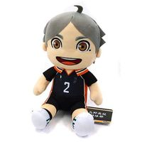 Plushie - Haikyuu!! / Karasuno High School & Sugawara