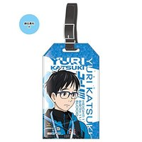 Name Tag - Commuter pass case - Yuri!!! on Ice