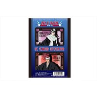 Card Stickers - Bleach / Kuchiki Byakuya & Abarai Renji