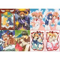 (Full Set) Plastic Folder - Card Captor Sakura