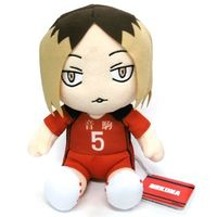 Plushie - Haikyuu!! / Nekoma High School & Kenma