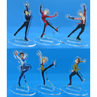 Acrylic stand - Yuri!!! on Ice