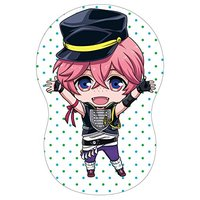Die-cut Cushion - B-Project: Kodou*Ambitious / Ashuu Yuuta