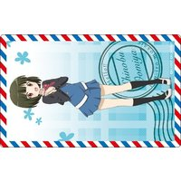 Card Stickers - Kiniro Mosaic / Omiya Shinobu
