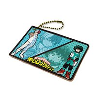 Commuter pass case - My Hero Academia / Todoroki Shouto & Midoriya Izuku