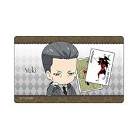Card Stickers - Joker Game / Yuuki