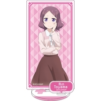Acrylic stand - Stand Pop - NEW GAME! / Tooyama Rin
