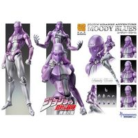 Super Action Statue - Jojo no Kimyou na Bouken / Moody Blues