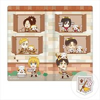 Smartphone Wallet Case for All Models - Shingeki no Kyojin