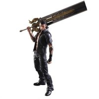 Figure - Final Fantasy XV / Gladiolus Amicitia