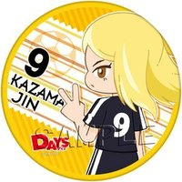 Big Badge - DAYS / Kazama Jin