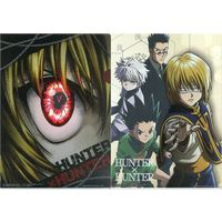 Stickers - Hunter x Hunter / Kurapika & The Phantom Troupe & Gon & Killua