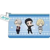 Pouch - Yuri!!! on Ice / Victor & Yuri & Yuuri
