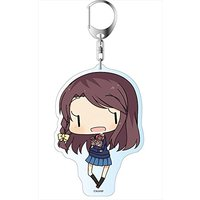 Big Key Chain - Kiniro Mosaic / Matsubara Honoka