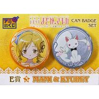 Badge - MadoMagi / Mami & Kyubey