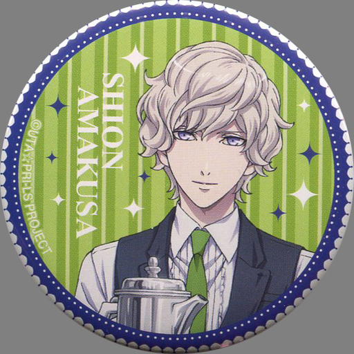 Trading Badge - UtaPri / Amakusa Shion
