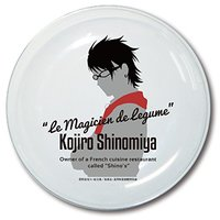 Illustration Plate - Shokugeki no Soma