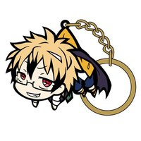 Tsumamare Key Chain - SERVAMP / Lawless