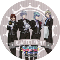 Coaster - UtaPri / QUARTET NIGHT