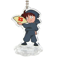 Acrylic Key Chain - Failure Ninja Rantarou / Doi Hansuke