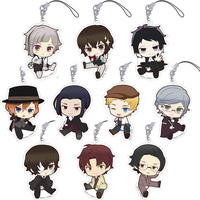 (Full Set) Petanko Strap - Bungou Stray Dogs