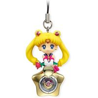 Key Chain - Sailor Moon / Luna & Princess Serenity & Chibiusa (Rini)